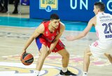 CSKA užsitikrino namų arenos pranašumą ketvirtfinalyje
