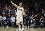 """""""Clippers"""" atleido M.Teodosičių"""