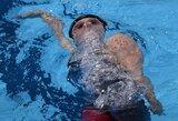 Pasaulio plaukimo čempionatas baigėsi M.Franklin rekordu ir amerikiečių diskvalifikacija