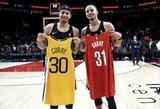 Išsipildė Curry šeimos svajonė: Sethas ir Stephenas susitiks konferencijos finale
