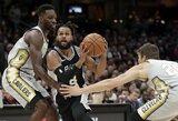 """""""Cavaliers"""" suspendavo P.Millsą įžeidinėjusį sirgalių"""