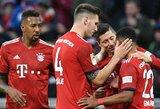"""""""Bayern"""" po baudinių serijos triumfavo """"Telekom"""" taurės finale"""