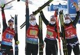 Pasaulio biatlono čempionate – norvegių triumfas