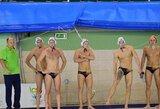 Kelyje į Europos vandensvydžio čempionatą – grandų išbandymas