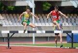J.Beržanskis bėgs Universiados finale