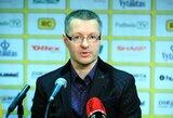 """K.Rudžionis apie futsal taurės finalą: """"Nieko naujo – nugalėtojams viskas, pralaimėtojams nieko"""""""