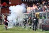 """""""Genoa"""" likusias dvi namų rungtynes žais tuščiame stadione"""