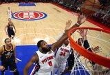 """""""30+24"""" A.Drummondo dublis ir NBA rekordas iki pergalės neatvedė"""