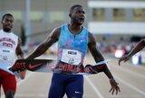 Principinių varžovų dvikova įvyks paskutinį kartą: J.Gatlinas metė iššūkį U.Boltui