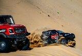 """Dakaro ralis: galingai finišavęs B.Vanagas – 15-as, E.Juškauskas įsiveržė į geriausių 30-uką, A.Gelažninkas aplenkė """"vienišių"""" klasės lyderį"""