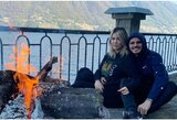 """M.Icardi su žmona perdavė žinutę PSG klubui: """"Čia nebegrįšime"""""""