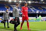 """V.Van Dijką praradusiam """"Liverpool"""" – niūrios prognozės: """"Jie neapgins titulo"""""""