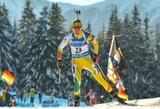 Lietuvos biatlonininkės pasaulio čempionate nepateko į persekiojimo lenktynes