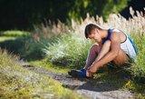 Kokios traumos dažniausiai kamuoja bėgikus ir kaip jų išvengti?