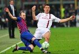 """""""Milan"""" nesutinka su kaltinimais dėl prastos vejos būklės"""