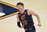 """""""Cavaliers"""" iškeitė K.Korverį"""