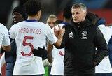 """""""Man Utd"""" vadovybė džiaugiasi komandos progresu: O.G.Solskjaeras planuoja vasaros pirkinius"""