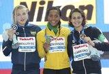 Aiškėja, kas sutrukdė R.Meilutytei sėkmingiau užbaigti pasaulio čempionatą