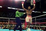 L.Lewisas paaiškino, kodėl būtų nugalėjęs M.Tysoną net ir jo karjeros pike