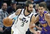 """J.Butleris uždraudė įleisti R.Rubio į """"Timberwolves"""" rūbinę"""