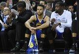 """S.Curry apie 205 mln. JAV dolerių sutartį: """"Dėl tokio įvertinimo dirbau labai ilgai"""""""