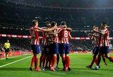 """""""Atletico"""" namuose susitvarkė su """"Granada"""""""
