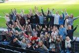 Norvegija laukia jaunųjų olimpiečių