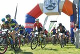MTB dviratininkų laukia karštas sekmadienis