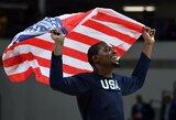 Finalas be intrigos: JAV trečiąkart paeiliui tapo olimpine čempione!