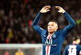 """""""Ligue 1"""" nusprendė, kada turėtų pratęsti sezoną, rinktinių futbolo šiemet galime neišvysti"""