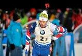 Lietuvos biatlono rinktinė pradėjo naująjį pasaulio taurės sezoną