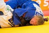 Europos jaunimo dziudo taurės etape Rusijoje – J.Kmieliauskaitės bronza