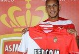 "Dešimtuoju ""Monaco"" naujoku tapo Fabinho (+ 5 perėjimai)"