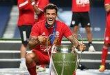 """P.Coutinho atsisveikino su """"Bayern"""""""
