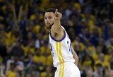 """S.Curry: """"Man nereikia MVP apdovanojimo"""""""