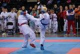 Olimpinės karatė Lietuvos čempionate – didėjanti konkurencija