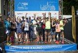 Nuotolinis Kauno maratonas tapo didžiausiu šalyje: bėgo penkerių olimpinių žaidynių dalyviai