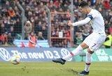 C.Ronaldo išpažintis: portugalas atskleidė, jog keletą pastarųjų savaičių žaidė būdamas susižeidęs