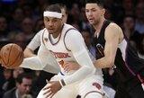 """""""Clippers"""" tikisi po sezono prisivilioti C.Anthony"""