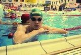 Alytuje paaiškėjo pirmieji Lietuvos žiemos plaukimo čempionato nugalėtojai (rezultatai)