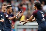 """Prancūzijos """"Ligue 1"""" lyderių akistatoje PSG puolimo uraganas nunešė """"Bordeaux"""""""