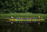 Olimpinė mylia: dalyviai galės ir bėgti, ir plaukti, ir riedėti