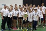 Lietuviai skynė pergales ir Pabaltijo badmintono čempionato asmeninėse varžybose
