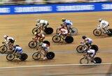 Europos dviračių treko čempionate – 17 olimpiečių ir Lietuvos žvaigždės