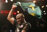 UFC legenda A.Silva po 10 metų pastangų gavo JAV pilietybę