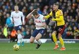 """Anglija: """"Tottenham"""" išvengė pralaimėjimo, bet prarado taškus"""
