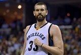 """""""Celtics"""" taikosi į M.Gasolį"""