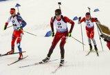 N.Kočergina ir V.Strolia Europos biatlono čempionate – 16-i