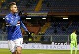 """""""Juventus"""" už puolėją iš Čekijos ketina mokėti 25 mln. eurų"""