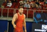 M.Knystautas Vokietijoje pralaimėjo dramatišką kovą dėl bronzos